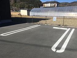 上伊那郡中川村なかがわ整骨院の駐車場写真